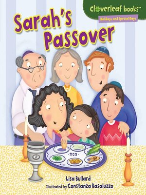 cover image of Sarah's Passover
