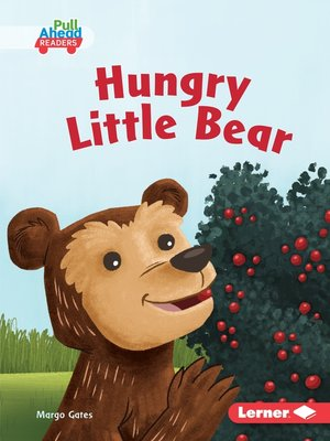 cover image of Hungry Little Bear