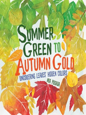 cover image of Summer Green to Autumn Gold