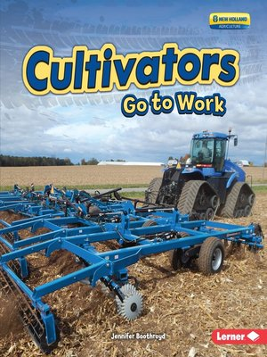 cover image of Cultivators Go to Work