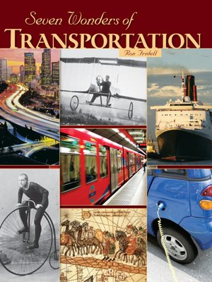 cover image of Seven Wonders of Transportation