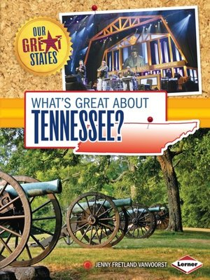 cover image of What's Great about Tennessee?