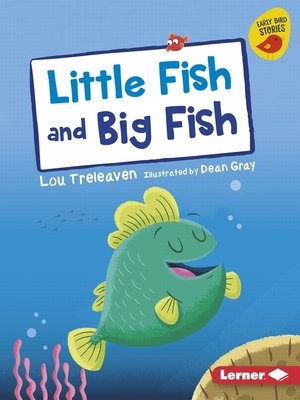 cover image of Little Fish and Big Fish