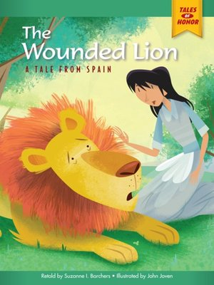 cover image of The Wounded Lion