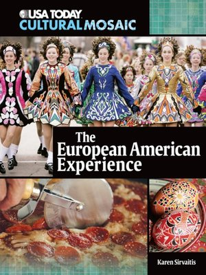 cover image of The European American Experience