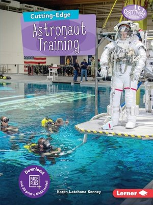cover image of Cutting-Edge Astronaut Training