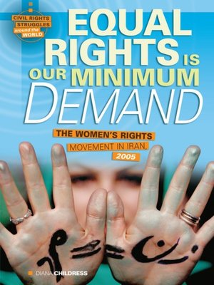 cover image of Equal Rights Is Our Minimum Demand