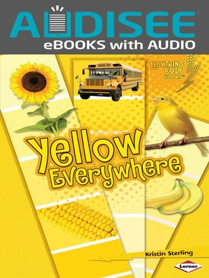 cover image of Yellow Everywhere