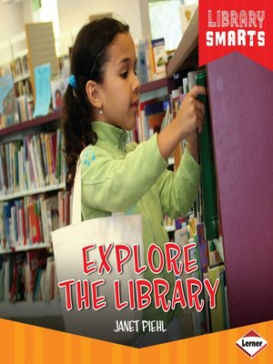 cover image of Explore the Library