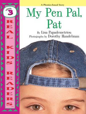 cover image of My Pen Pal, Pat
