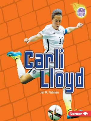 cover image of Carli Lloyd