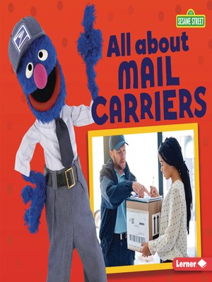 cover image of All about Mail Carriers