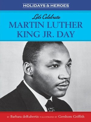cover image of Let's Celebrate Martin Luther King, Jr. Day