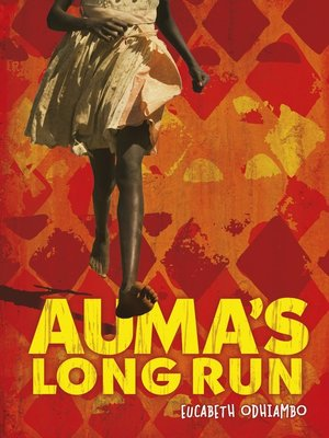 cover image of Auma's Long Run