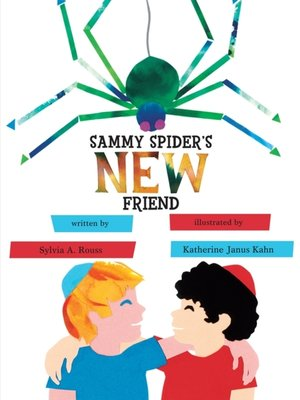 cover image of Sammy Spider's New Friend