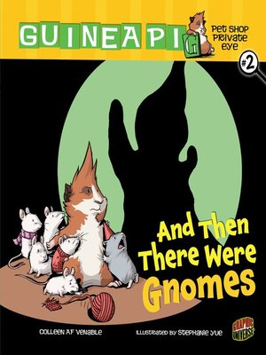 cover image of And Then There Were Gnomes