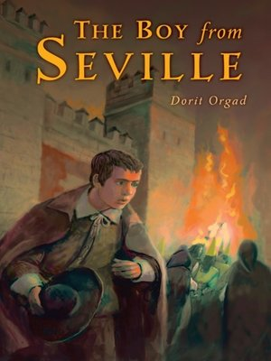 cover image of The Boy from Seville