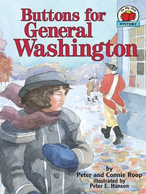 cover image of Buttons for General Washington