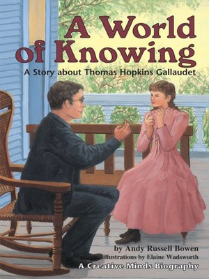 cover image of A World of Knowing