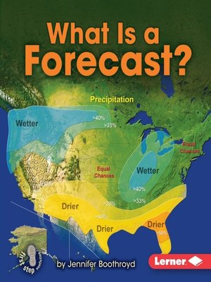 cover image of What Is a Forecast?