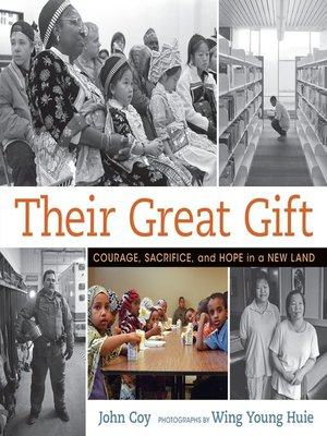 cover image of Their Great Gift