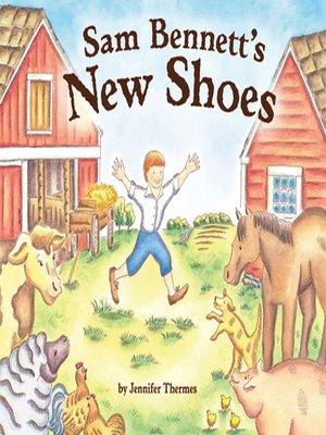 cover image of Sam Bennett's New Shoes