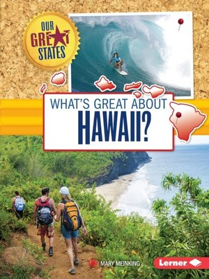 cover image of What's Great about Hawaii?