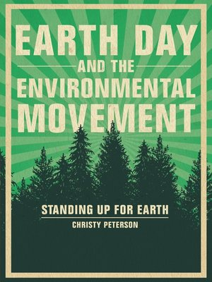 cover image of Earth Day and the Environmental Movement
