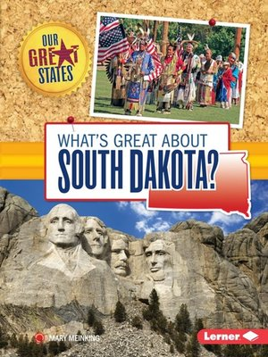 cover image of What's Great about South Dakota?