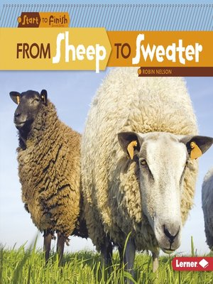 cover image of From Sheep to Sweater