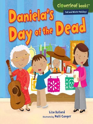 cover image of Daniela's Day of the Dead