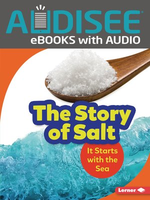 cover image of The Story of Salt