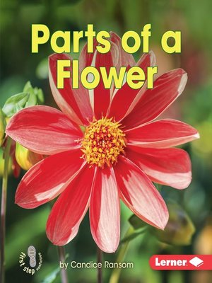 cover image of Parts of a Flower