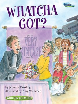 cover image of Whatcha Got?