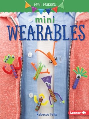 cover image of Mini Wearables