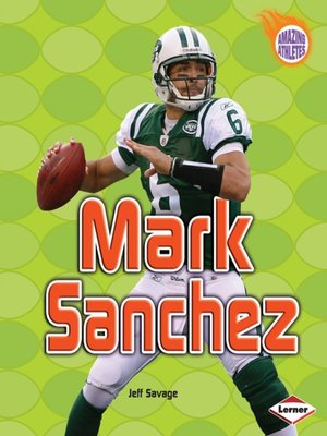 cover image of Mark Sanchez