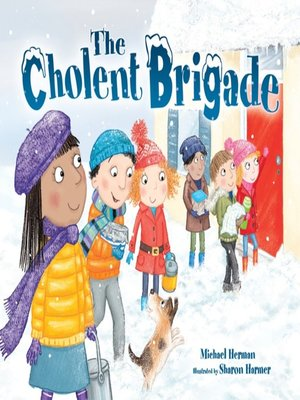 The Cholent Brigade By Michael Herman Overdrive Rakuten Overdrive