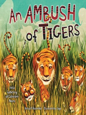 cover image of An Ambush of Tigers