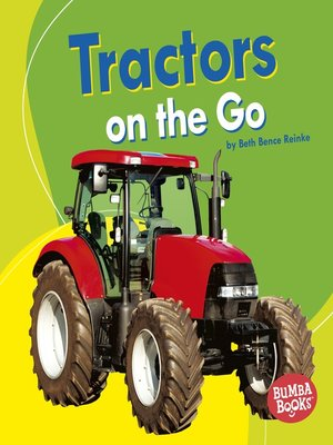 cover image of Tractors on the Go