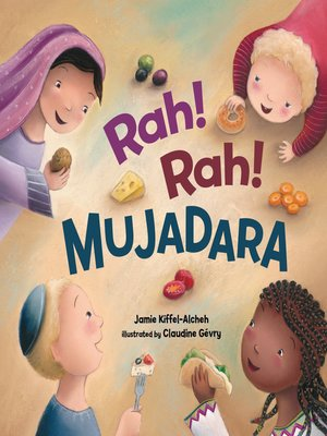 cover image of Rah! Rah! Mujadara