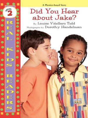 cover image of Did You Hear about Jake?