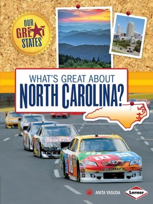 cover image of What's Great about North Carolina?