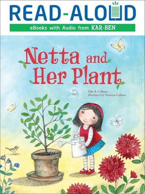 cover image of Netta and Her Plant