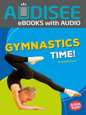 cover image of Gymnastics Time!