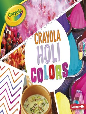 cover image of Crayola Holi Colors