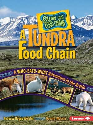 cover image of A Tundra Food Chain