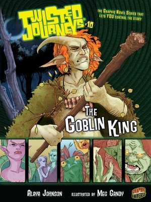 cover image of #10 The Goblin King