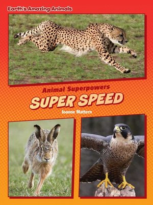 cover image of Super Speed