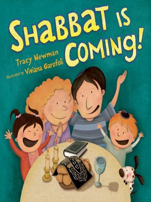 cover image of Shabbat Is Coming!