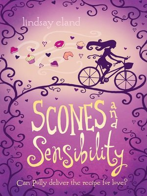 cover image of Scones and Sensibility
